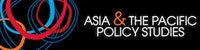 Asia & the Pacific Policy Studies