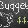 Budget on chalkboard stock photo-c-Flickr